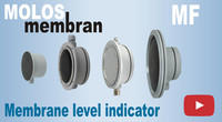 Explanation - MOLOSmembran level measurement devices for bulk goods in silos and bins
