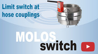 Function video - signal switch in Storz hose couplings